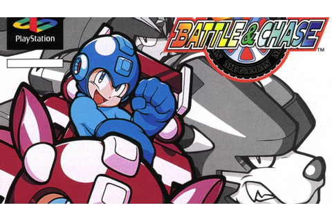 CGRundertow MEGA MAN BATTLE & CHASE for PlayStation Video ...