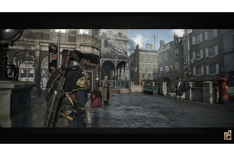 The Order: 1886 Old vs Final Build GIF Comparison - Lycan ...