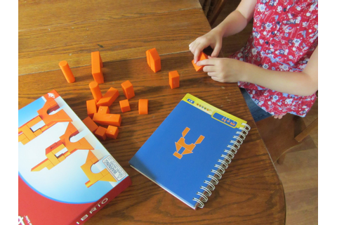 The Unlikely Homeschool: FoxMind Equilibrio Review