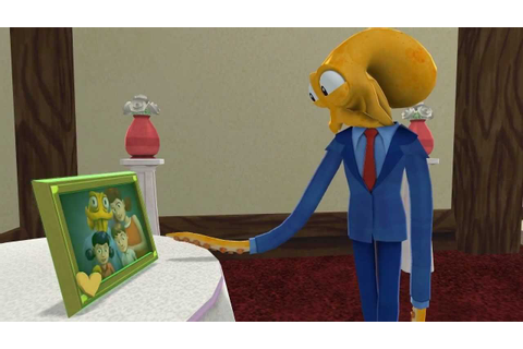 Octodad: Dadliest Catch - Teaser Trailer - YouTube