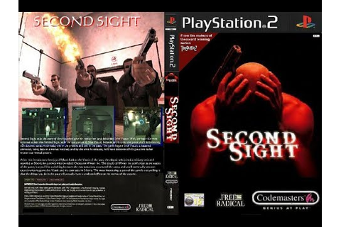 Awesome PS2 Games: Second Sight Review - YouTube