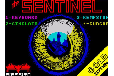 The Top 100 Your Sinclair ZX Spectrum Games: #7 - The Sentinel
