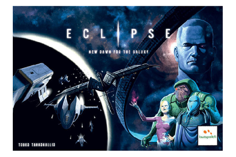 Eclipse - New Dawn for the Galaxy - Spillehulen