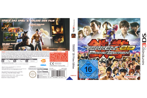 Tekken 3d prime edition full rip pc windows game cracked ...