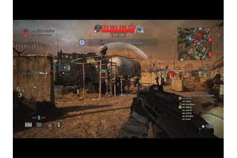 MAG PS3 ONLINE gameplay - 256 PEOPLE!!! HD - YouTube