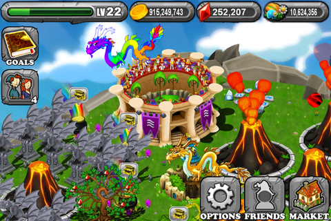 DragonVale Android Apk Hack Coins, Gems and Diamonds ...