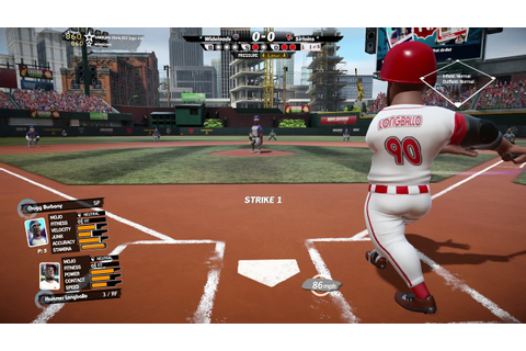Super Mega Baseball 2 Gameplay! First Look! - YouTube
