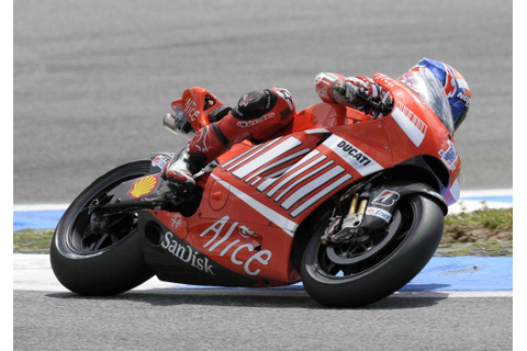 Ducati MotoGP Team End Portuguese Visit With A Day Of ...