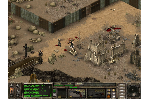 Fallout Tactics: Brotherhood of Steel | Fallout Tactics