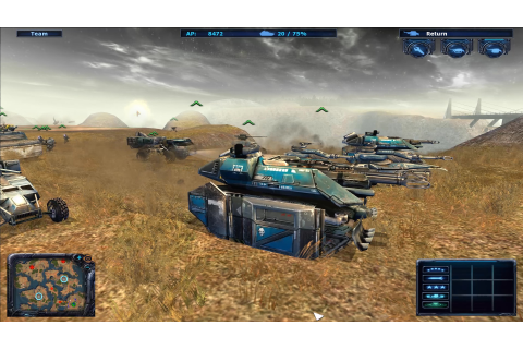 Ground Control II: Operation Exodus - Steam download - Baixaki
