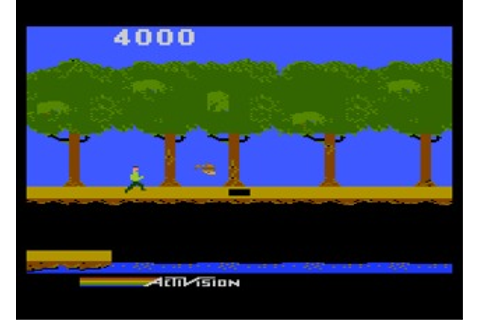 Pitfall II: Lost Caverns Game Download