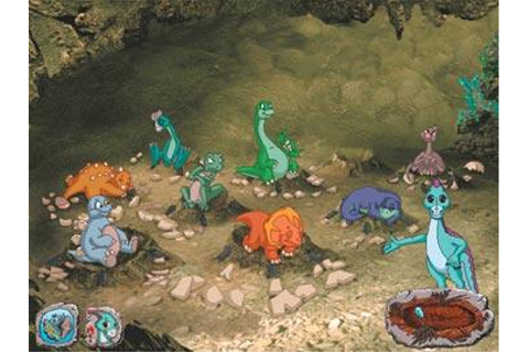 Dinosaur Adventure 3 D Join Rolf and friends. Educational ...