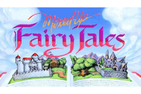 Mixed-Up Fairy Tales gameplay (PC Game, 1991) - YouTube
