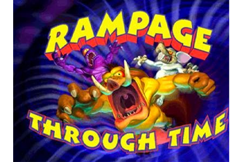 Rampage Through Time PS1 ISO | Free Download Game & Apk
