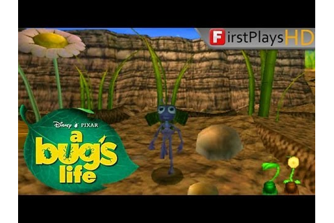 A Bug's Life - PC Gameplay - YouTube