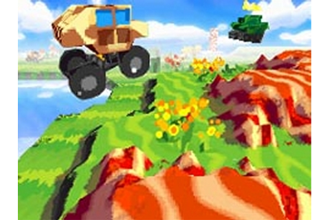 Pop Island Paperfield DSi-Ware News | Reporting Gamer
