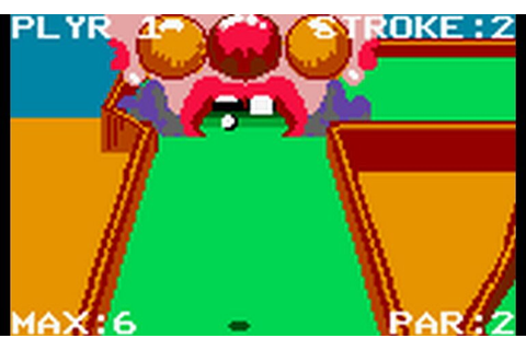 Play Krazy Ace - Miniature Golf (USA, Europe) • Atari Lynx ...