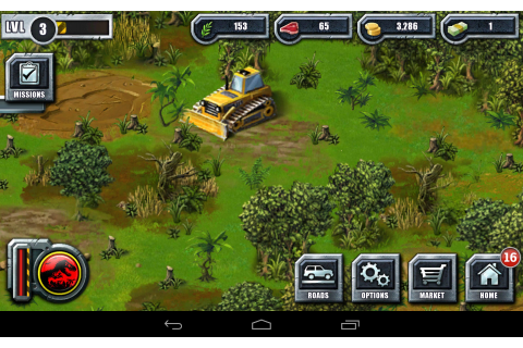 Jurassic Park: Builder – Games for Android 2018 – Free ...