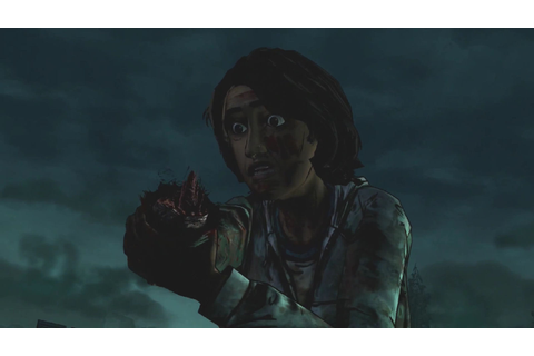 The Walking Dead Game: Season 2 Episode 4 Sarita's Arm ...