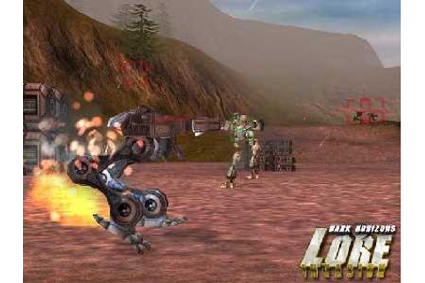 Dark Horizons Lore: Invasion - PC Game Download Free Full ...