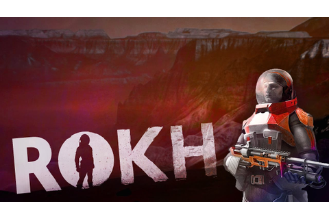 ROKH - THE BIGGEST CRATER ON MARS!! (ROKH Game / ROKH ...