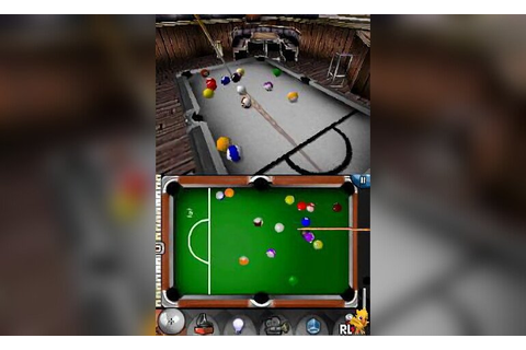 Play Actua Pool (France) • Nintendo DS GamePhD