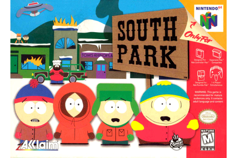 South Park Nintendo 64 Game