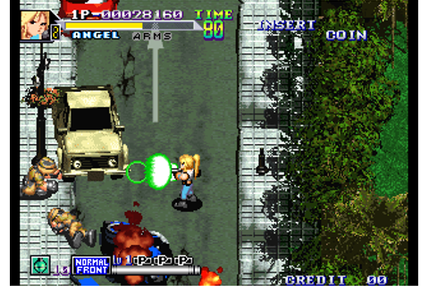 Shock Troopers 2nd Squad - Play Retro SNK Neo Geo games ...