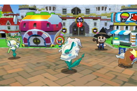 Pokemon Rumble World Rom & 3DS (EUR) CIA (Region Free ...
