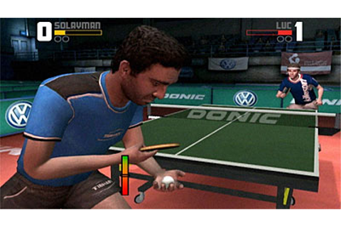 Rockstar Games presents Table Tennis Review for the ...