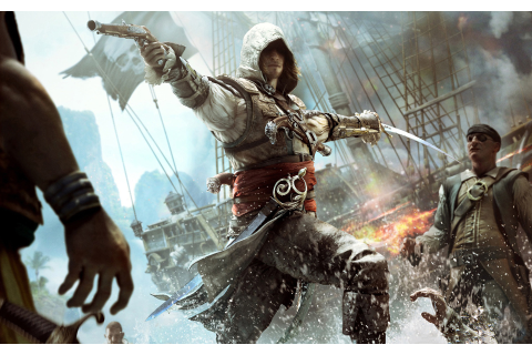 Free PC Games from Ubisoft This Month; Assassin's Creed IV ...