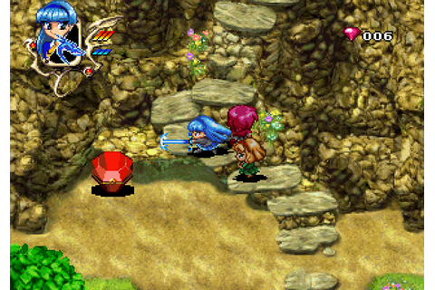 Magic Knight Rayearth Screenshots for SEGA Saturn - MobyGames