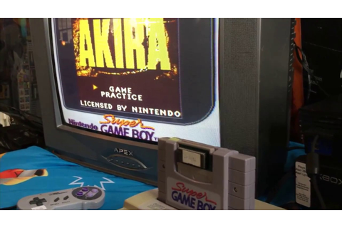Akira - Incomplete / Unreleased Nintendo Game Boy ...