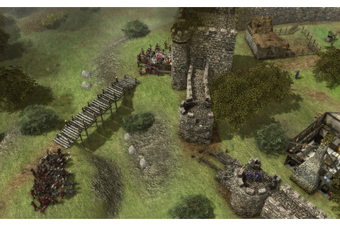 Stronghold 3 Gold on Steam - PC Game | HRK Game