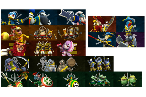 Image - Characters of Kaio King Of Pirates.png - Idea Wiki