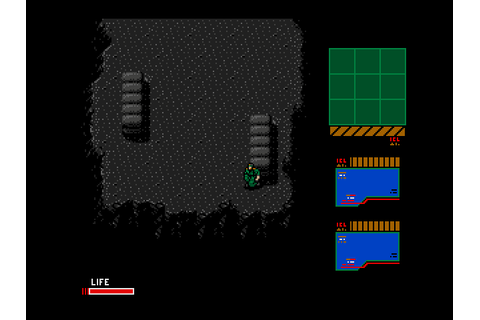 Download Metal Gear 2: Solid Snake (MSX) - My Abandonware