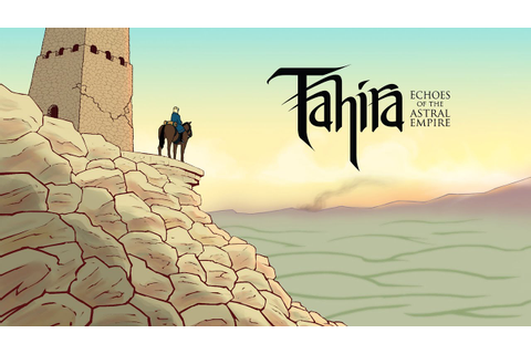 Tahira: Echoes of the Astral Empire - Teaser Trailer - YouTube