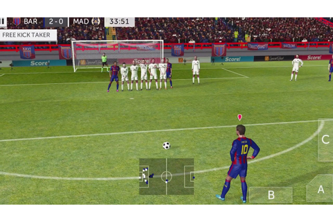 First Touch Soccer 2015 Android Gameplay #30 - YouTube