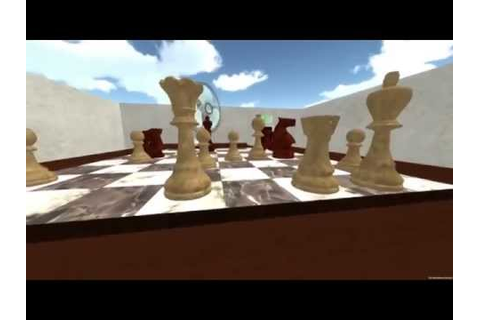 Tech Demo for Pillow Castle's First Person Puzzler - YouTube