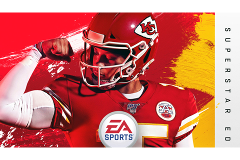 Madden NFL 20: Patrick Mahomes announced for video game's ...
