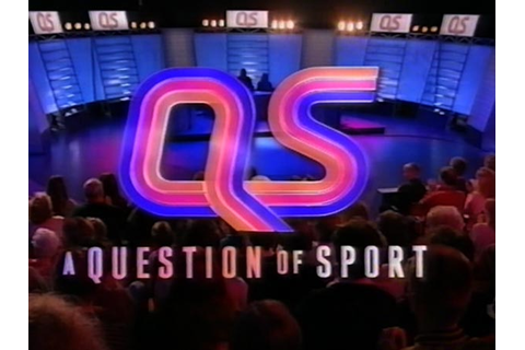 A Question of Sport - Logopedia, the logo and branding site