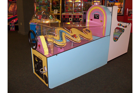 OH Heath - Sidewinder | Sidewinder arcade game at the ...