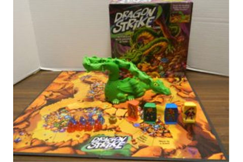Dragon Strike Board Game Review and Rules | Geeky Hobbies