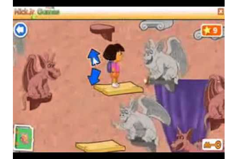 5 Dora the Explorer Magic Castle Adventure Full Game OK ...
