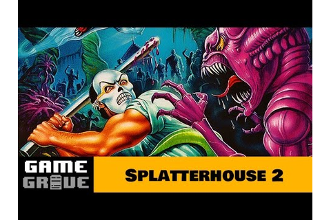 Splatterhouse 2 - Sega Genesis - Game Grave (Ep. 11) - YouTube