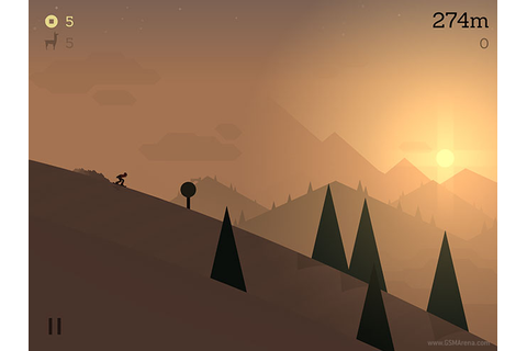 'Alto's Adventure' for iOS game review
