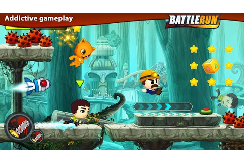 Battle Run v1.1.2 Apk | Download Free Android Apps And Games