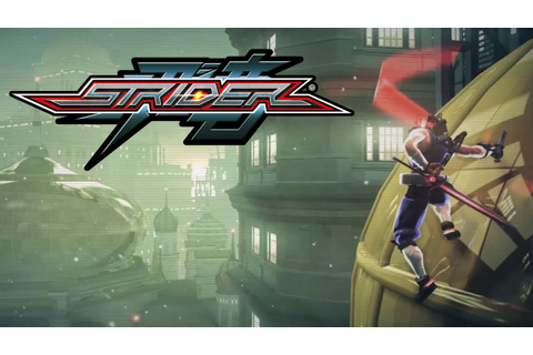Strider - Gameplay Trailer - YouTube