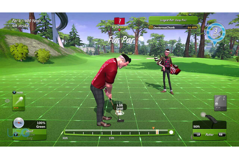 The Best Xbox One Golf Games (2020) - Gaming Pirate