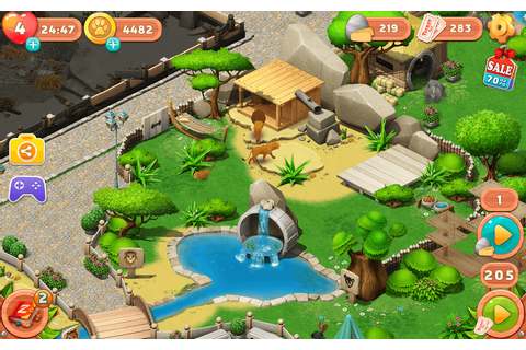 Download Family Zoo: The Story on PC with BlueStacks